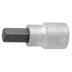 "Capete chei tubulare 3/4"" cu profil hexagonal 197/2AHX Unior"